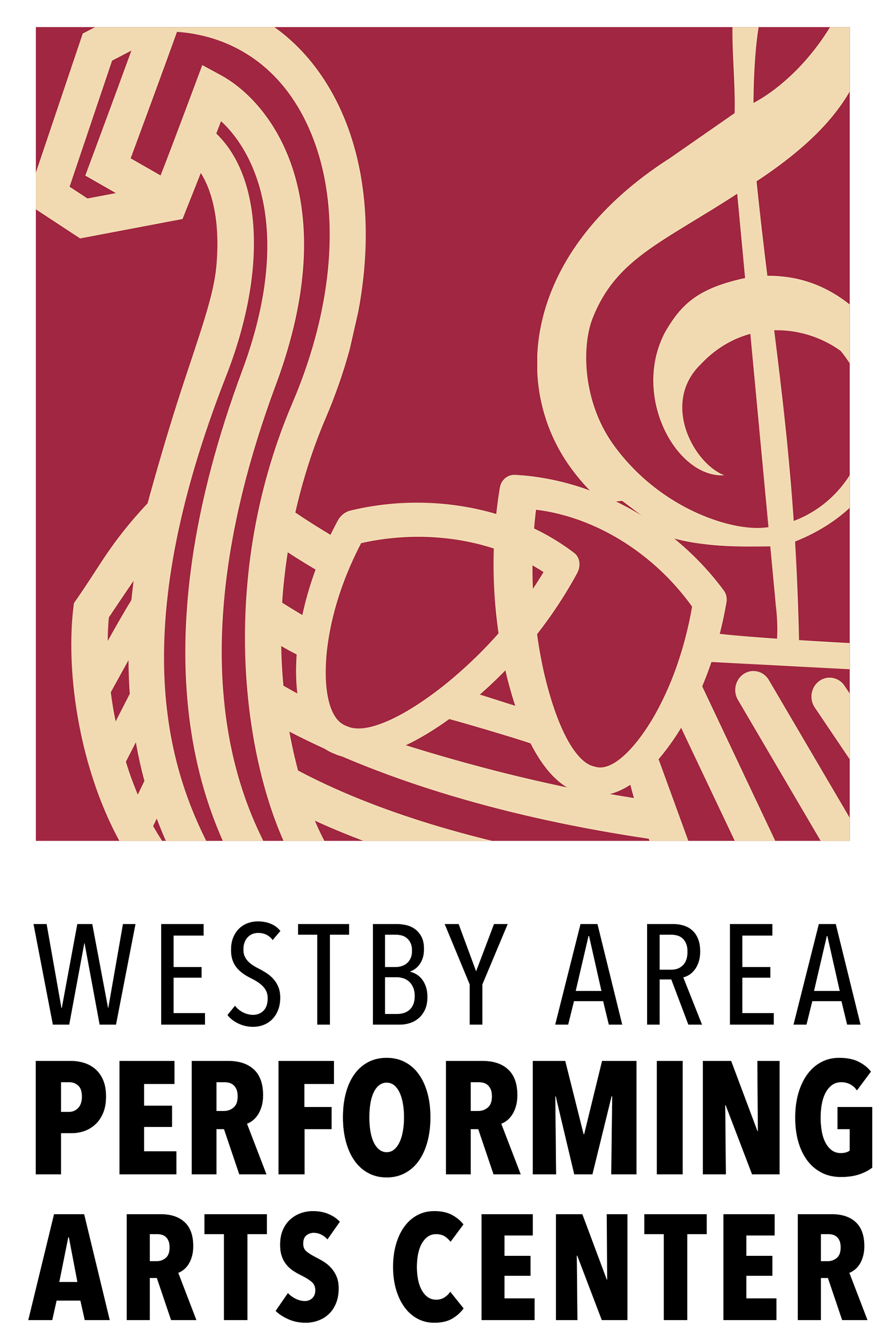 Logo for Westby Area Performing Arts Center